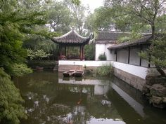 Classical Gardens of Suzhou-111935 - República Popular China - Wikipedia, la enciclopedia libre