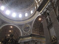 Dome in Saint Peters