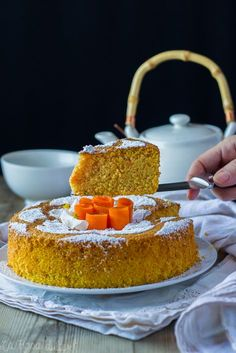 de zanahoria italiana sin harina Tarta de zanahoria italiana sin harinaDE DE, de, or dE may refer to: Sweet Recipes, Cake Recipes, Dessert Recipes, Gluten Free Bakery, Gluten Free Recipes, Sin Gluten, Carrot Cake, Healthy Desserts, Love Food