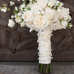 Prettiest. Bouquet. Ever.