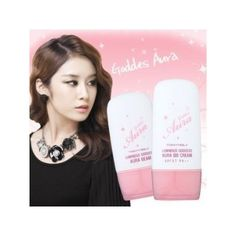 TONYMOLY Luminous Goddess Aura Set (Beam   BB Cream) ** Special  product just for you. See it now! : Sunscreens Tanning Products