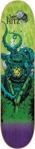 "Creature Sam Hitz Powerply Cove Skateboard Deck - 8.6"" x 32.3"""