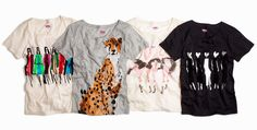 Fine Art Meets Ready to Wear Fashion: Donald Robertson for J.Crew Review | All Size Fits One
