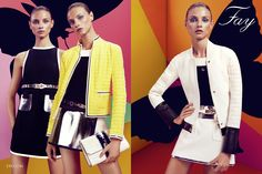 Perfect for this spring!  Women's Campaign - Spring Summer 2013