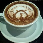 The Most Satisfying Cappuccino Latte Art - Coffee Brilliant Coffee Latte Art, I Love Coffee, My Coffee, Coffee Cups, Coffee Break, Coffee Barista, Art Cafe, Cappuccino Art, Creative Coffee