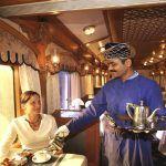 Deccan Odyssey, el hotel cinco estrellas sobre ruedas (+fotos)