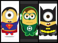 Superheros-Humor-Superman-Green Lantern & Batman