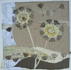 Stitched collage - H-anne-Made: Work for sale