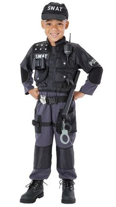 Swat Outfit Gallery toddler 6 piece reflective swat team costume 34 dress i Swat Outfit. Here is Swat Outfit Gallery for you. Swat Outfit looking for a swat . Cop Costume, Boys Swat Costume, Swat Halloween Costume, Police Officer Costume, Group Halloween, Police Outfit, Kids Police, Swat Police, Luxury Sports Cars