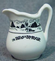 The Broadmoor Country Club - Colorado Springs, CO (Warwick China)