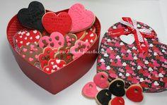 Sevgiliye   Kurabiye Aşkı - Butik kurabiye ve cupcake tasarım....