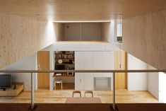 Loft | 千葉学建築計画事務所 CHIBA MANABU ARCHITECTS
