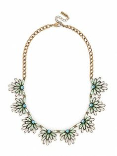 Sapphire Tiffany Collar