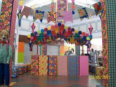 AM Assessoria e Decoração em Eventos: São João River Shopping Petrolina - maio de 2011