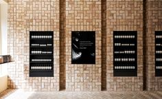 Aesop store by Norman Kelley, Chicago – Illinois Visual Merchandising, Interior Walls, Interior And Exterior, Aesop Shop, Chicago Furniture, Retail Interior Design, Concrete Bricks, Glass Brick, Architrave