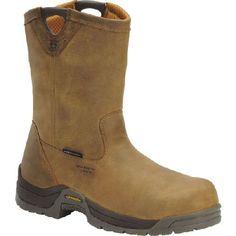 CA2520 Carolina Men's Ranch Safety Boots - Brown
