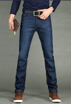 muito barato coreano mens jeans slim fit novo 2014 estilista corresponder lápis denim jean calça masculina 28-36 varejo tamanho grande 16.99