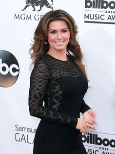 """Shania Twain is set to turn 50 on Aug. 28. The country star, who's married to former Nestle exec Frederic Thiebaud, will kick off her """"Rock This Country"""" farewell tour this summer."""