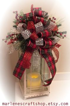 red christmas tree topper large tree bow holiday tree topperpolka dot christmas bow mailbox christmas bowchristmas swag bowlantern bow beautiful - Red Christmas Bows