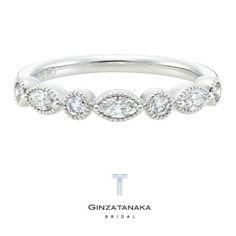 エタニティ・ハーフエタニティ の婚約指輪一覧   GINZA TANAKA BRIDAL(ギンザタナカブライダル)   婚約指輪・結婚指輪   マイナビウエディング