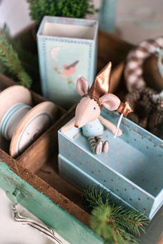 Minty House Blog : Wróżek w kolorze