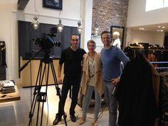 van der Kam Zutphen op TV! Afgelopen zondag zijn er bij van der Kam Zutphen opnames gemaakt voor het RTL4 programma 'Life is Beautiful'. Wij zijn geïnterviewd en er zijn diverse shots genomen in de winkel. Aanstaande zondag 5 oktober om 11.00u is de uitzending op RTL4.