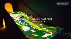 Sliding through the Fruit Field / すべって育てる! フルーツ畑