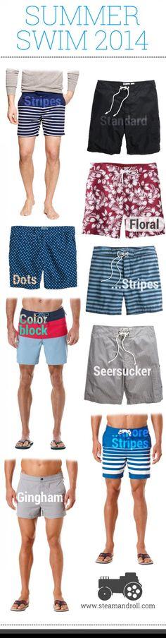 in stock bfcff 9fa59 Men s Swimwear 2014  menshorts  swimwear  men  shorts Swim Shorts, Men  Shorts