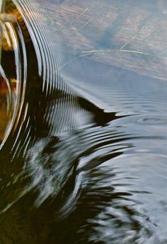 """""""The Poetry of Water"""". Photo: Åse Margrethe Hansen"""