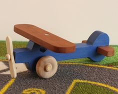 airplane toy for the boy who loves planes