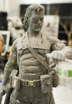 Sculpted by Shinya Yamaoka