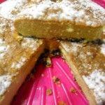 RICETTA : Torta Margherita con Gocce di Cioccolato