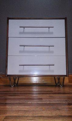 Mid-Century Modern Dressers Get Custom DIY Makeovers | Stains ...