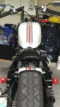 Dave's Bobber Project - Page 179 - Kawasaki Motorcycle Forums