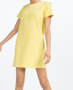 STRAIGHT DRESS-View All-DRESSES-WOMAN | ZARA United States