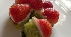 Recette - Tartelettes financières aux fraises et thé matcha | Notée 4.4/5