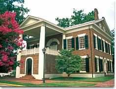 Dahlonega Gold Museum Historic Site | Georgia State Parks. Tells the history of the area and Dahlonega Gold.