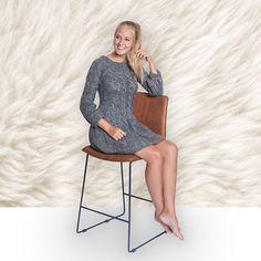 Deze leuke #barstoel is nu bij ons beschikbaar voor €139 👌🏻🧡Ook verschillende soorten bedden kan je vinden bij BE-Okay!•Nieuwe #collectie ! 💜Bekijk ons magazine op be-okay.be! 👈🏻•••#be_okay_youngliving #be_okay #decoratie #decoration #beokay #becool #besmart #interior #decoratie •Model @emma.vancoillie Young Living, Diy, Sweaters, Design, Concept, Instagram, Dresses, Fashion, Modern
