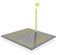 Hágalo Usted Mismo - ¿Cómo hacer un reloj solar?