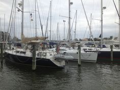 boats, boats, and more boats