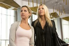 Tochter und Mutter: Ashley Tisdale und Heather Locklear.  SCARY MOVIE 5 - Ab 25. April im Kino!