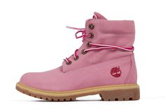 timberland boots for women, pink timberland roll top boots for women, fold down timberland boots pink, pink timberland boots