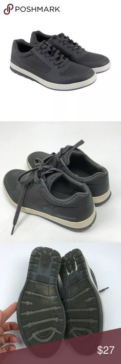 Calvin Klein Jeans Morton Gray Men Sneakers They need some clean up but no rips or defects besides that Calvin Klein Jeans Shoes Sneakers