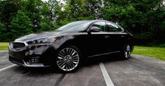CNBC took the new 2017 Kia Cadenza out on the roads and, while it's a bit of a boat, you'll find plenty of room and a great value driver.