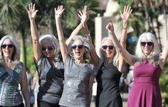 A revolução não será colorida: as Silver Sisters contra o 'terror de beleza'