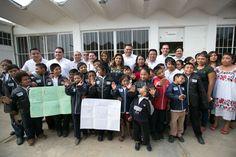 Más de 224 mil niñas y niños se beneficiarán con chamarras de Bienestar Escolar