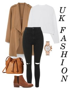 Uk Fashion by danielle-jenks on Polyvore featuring polyvore мода style Acne Studios MANGO Topshop Seychelles ECCO Versace fashion clothing