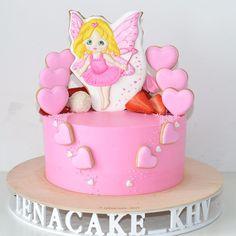 Ещё один тортик с феечкой внутри нежный тортик с и , 2 кг
