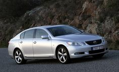LEXUS GS (2005 - 2008) Description & History: Transmission consists of an automatic, 6-speed gearbox.