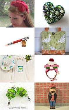 All My Friends Are Here by Gail on Etsy--Pinned with TreasuryPin.com